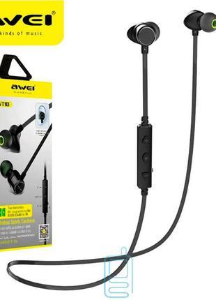Bluetooth наушники с микрофоном AWEI WT10