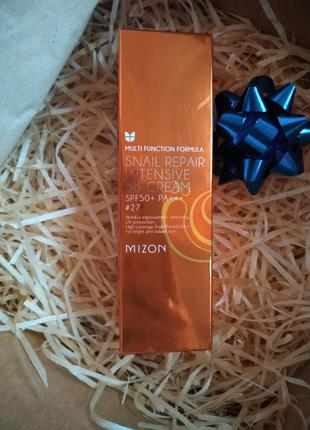 Mizon snail repair intensive bb cream spf50+ ра+