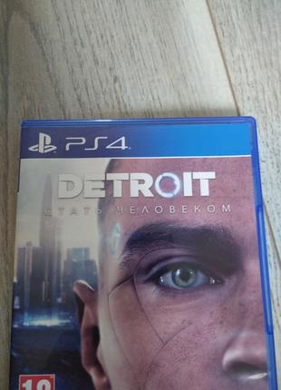 """Игра """"Detroit become human"""""""