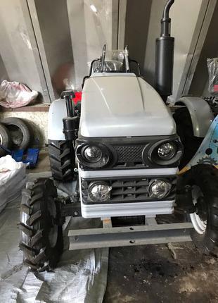 Скаут мини-трактор