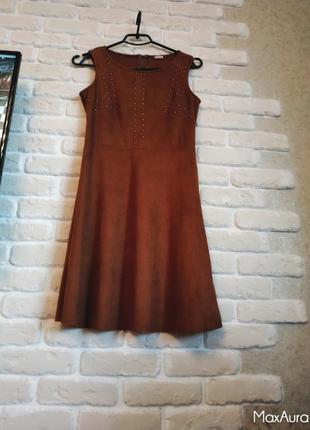 Замшова сукня pimkie