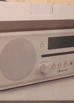 Продам  Проигрыватель  Auna 10030636 радио DAB +. CD FM+Bluetooth