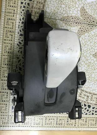 Шифтер кпп в сборе с накладкой и ручкой Chevrolet Volt 11-15