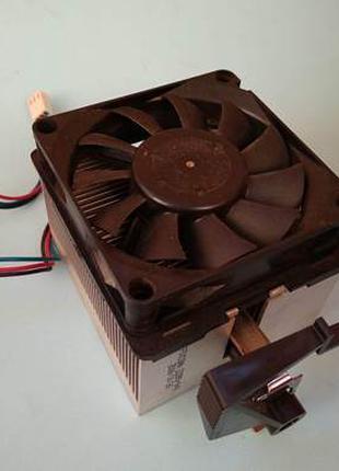 Боксовые кулеры для AMD