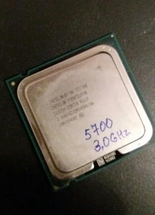 Intel Pentium E5700 3GHz/2MB  s775