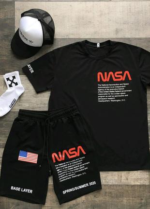 Комплект футболка+шорты