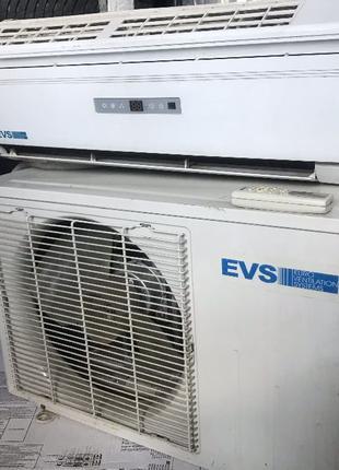 Кондиционер сплит-система EVS E09H (25-35 кв) в идеальном сост...