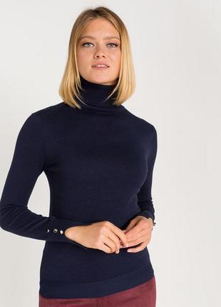 Новый женский гольф свитер водолазка