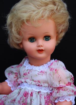Очень красивая кукла- лялька- куколка- ммм 36 см. Германия.