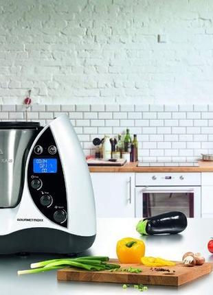 Универсальный кухонный комбайн GourmetMaxx 9in1.