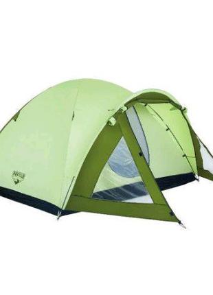 Палатка туристическая четырехместная Bestway 68014