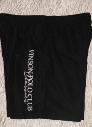 Спортивные летние шорты - vinson polo club classics xxl/8 -сток