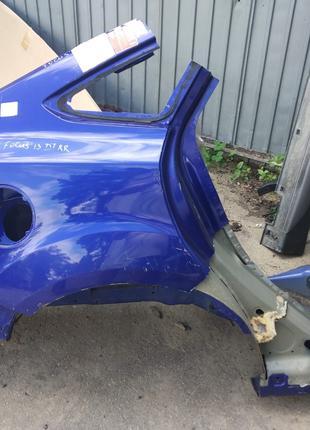 Задняя правая четверть  (крыло) Ford Focus 3