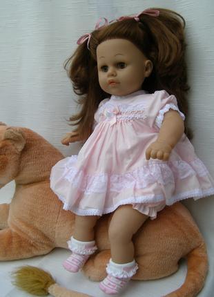 кукла- лялька- куколка- большая 60 см.