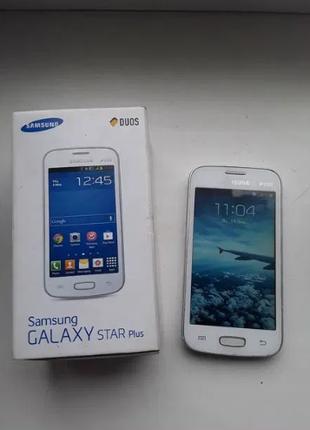 Samsung gt-s7262 телефон смартфон android