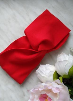 Чалма, повязка на голову, повязка, летняя чалма, обруч чалма