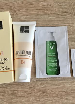 Panthenol cream - dr kadir / пантенол крем для проблемной кожи +
