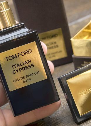 Tom Ford Italian Cypress_Оригинал EDP_5 мл затест_Распив