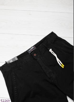Мужские чёрные шорты