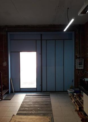 Продажа нового 3-х этажного гаражного бокса с ремонтом. Троещина.
