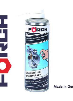 Очиститель карбюратора Forch R577 очиститель дросселя инжектора