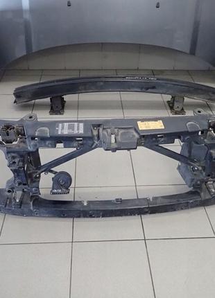 Установочная передняя панель телевизор на Land Rover Discovery 3