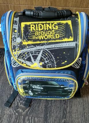 Рюкзак каркасный