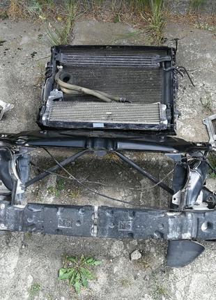 Передняя панель усилитель бампера для BMW E60 LCI
