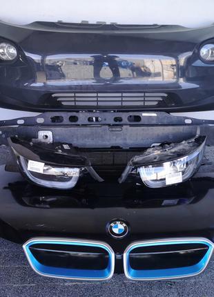 Авторазборка BMW i3 б/у запчасти с разборки бампер фары капот