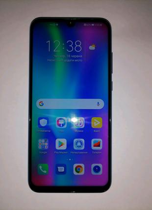 Смартфон Honor 10 Lite 3/32Gb Blue