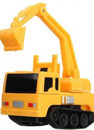 Детский индукционный автомобиль Induction Truck Желтый SKL11-1303