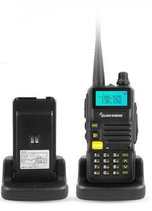 QUANSHENG UV-R50 рация + гарнитура в подарок