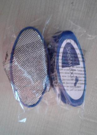 Шлифовальная терка для ног avon