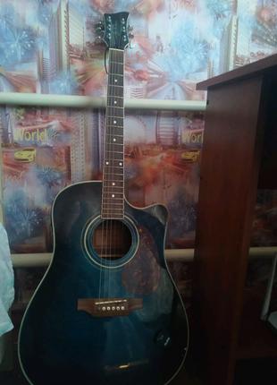 Вчу грати на гітарі