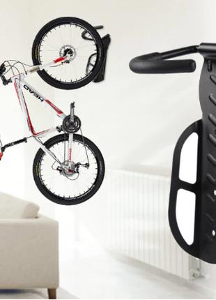 Крепления для велосипеда за колесо на стену