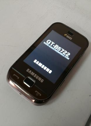 "Телефон Samsung B5722 Duos – 2.8"", 2SIM"