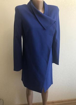 Пальто,кардиган, италия, синий
