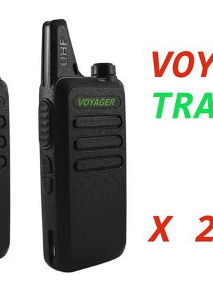 Voyager Travel - мини рации набор из 2шт ( Zastone ZT-X6)