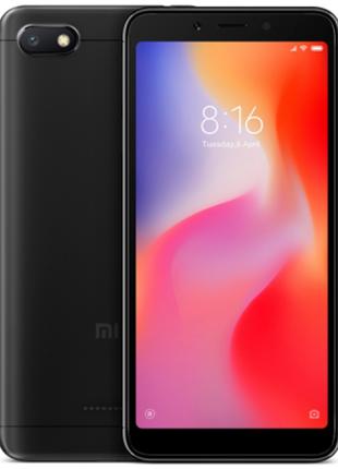 Xiaomi Redmi 6A Black 2/16 Gb, 5.45