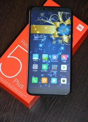 Xiaomi 5 plus 4/64 black