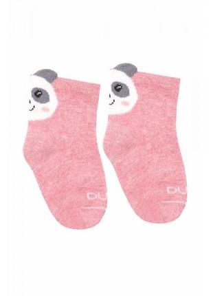 Носки для младенцев панда duna 6-12 месяцев 10-12 см стопа