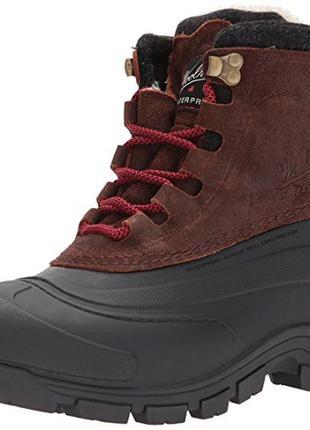 Зимние ботинки woolrich р. us10, 5 и us11. новые