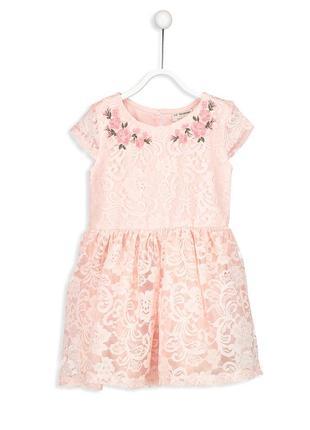 Нарядное платье lc waikiki для девочки 9-12 лет (140-152 cm)