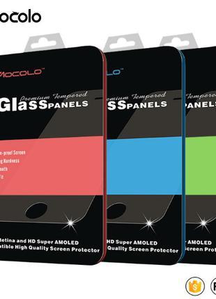 Защитное цветное стекло  на весь экран для Samsung A720 Galaxy A7