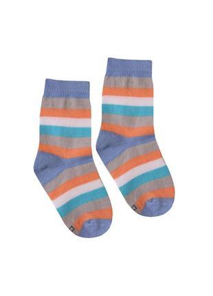 Носки для младенцев в полоску duna 6-12 месяцев 10-12 см стопа...