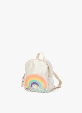 """Мини-рюкзак """"радуга"""""""