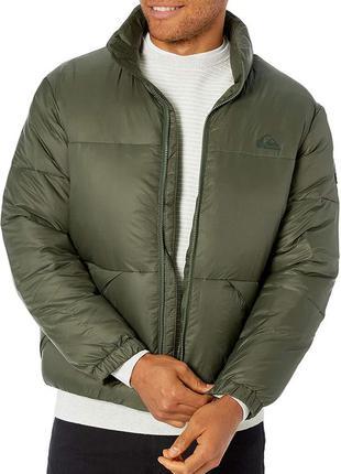 Куртка quiksilver down jacket размер xl и xxl