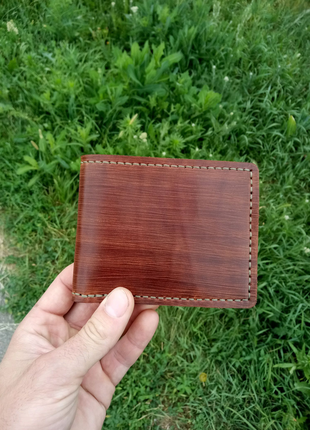 кожаный кошелек мужской