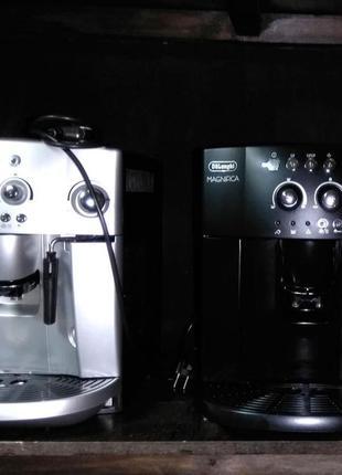 Кофеварка кофемашина DeLonghi Magnifica