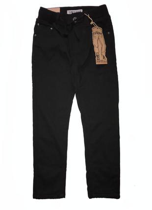 Утеплённые штаны на флисе р. 116-152